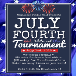 Small July 4th Flyer